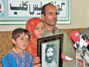 Balochistan: Struggling for my father's release from past 15 years: Farooq Bangulzai