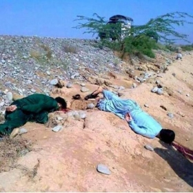 Occupied Balochistan: Mutilated body of a Baloch civilian was found Dump in  Uthal