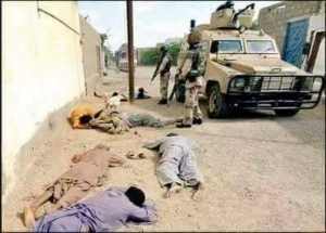 Occupied Balochistan: One Killed and one abducted by Pakistani Army from Kulanch, Pasni