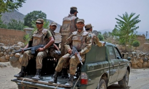 Occupied Balochistan: Two Abducted by Pakistani Army during a raid in Kharan city.