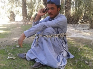 Occupied Balochistan: A Baloch civilian has been abducted by Pakistani Army from Panjgur.