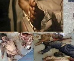 Occupied Balochistan: Four Killed and more than a dozen civilians abducted by the Pakistani Army from P...
